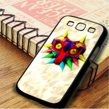 The Legend Of Zelda Majora Mask Aztec Samsung Galaxy S3 Case