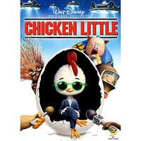 Chicken Little DVD