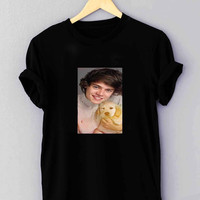 "harry styles one direction puppy - T Shirt for man shirt, woman shirt ""NP"""