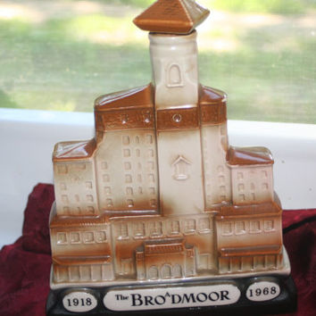 Beam Decanter Bottle 1968 The Bro DMoor