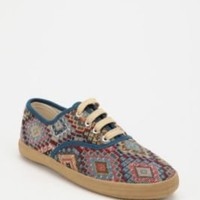 UrbanOutfitters.com > Tapestry Plimsoll Sneaker