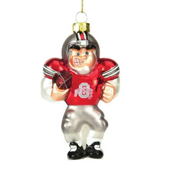 3 Christmas Ornaments - Ohio State