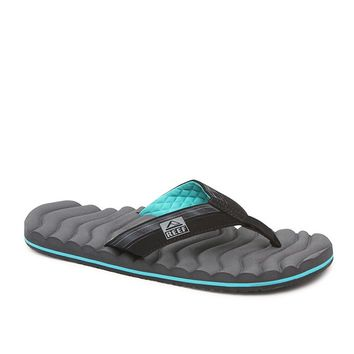 Reef Swellular Cushion 3D Sandals - Mens Sandals - Gray