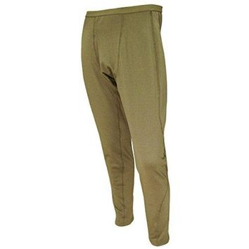 Base II Midweight Drawer Pants Color- Tan (Small)