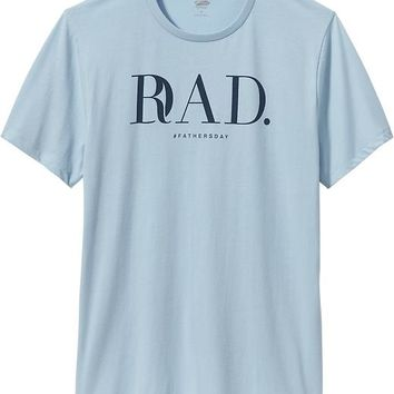 Old Navy Mens Fathers Day Graphic Tees