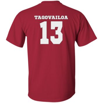 TUA TAGOVAILOA ALABAMA CRIMSON TIDE FOOTBALL JERSEY SHIRT
