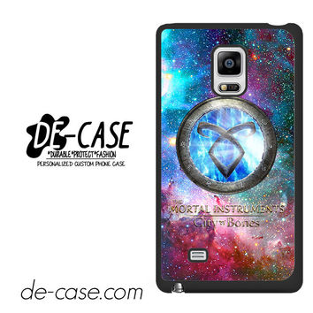 The Mortal Instruments City Of Bones For Samsung Galaxy Note Edge Case Phone Case Gift Present