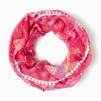 Happy Elephant Infinity Scarf | Fashion Accessories – Moroccan Muse | charming charlie