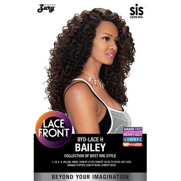 Zury BYD Lace H Bailey Synthetic Lace Front Wig