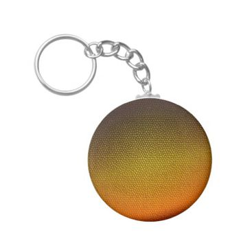 Honey Comb Keychain