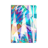 "Miranda Mol ""Triangle Party"" Multicolor Everything Notebook"