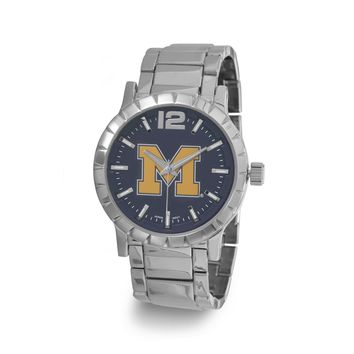 University of Michigan Officially Licensed Men's Watch