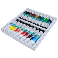 18 Colors Pro Acrylic Nail Paints