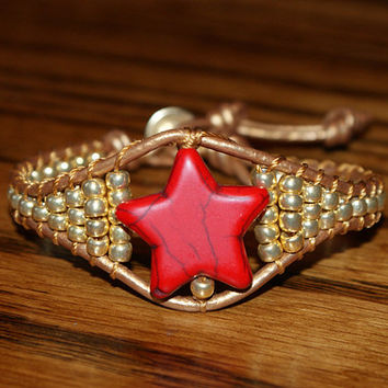 The Every Day Wonder Woman Bracelet... Superpower your way through your day... Gold or Silver available too...