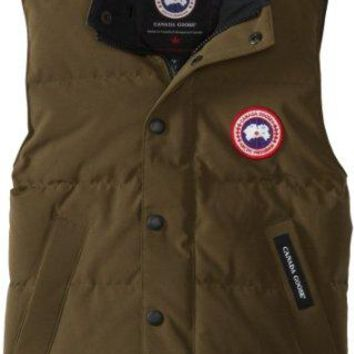 Canada Goose Youth Vanier Vest  canada goose womens down jacket