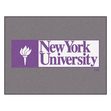 NYU Bobcats NCAA All-Star Floor Mat (34x45)