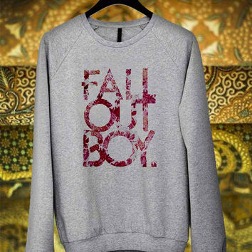 Fall Out Boy Florist sweater sweatshirt unisex adult