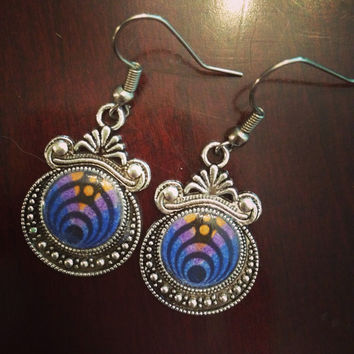 Bassnectar earrings