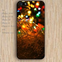 iPhone 5s 6 case Dream catcher colorful Christmas lights glasses cat phone phone case iphone case,ipod case,samsung galaxy case available plastic rubber case waterproof B426