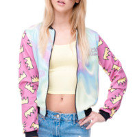 Princess Bomber Jacket