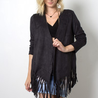 Brooklyn Karma Holy Fringe Jacket