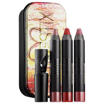 NUDESTIX #TOOCUTE 3 MINI LIP/CHEEK PENCIL SET (3 x 0.088 oz Mystic\ Satan\ Sin)