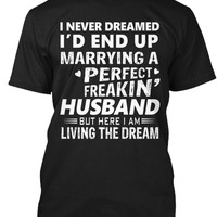 MARRYING A PERFECT FREAKIN HUSBAND funny