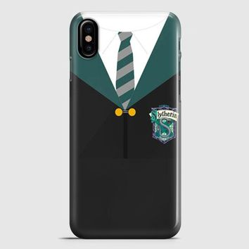 Harry Potter Ravenclaw Robe iPhone X Case