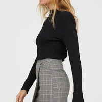 H&M Wrapover Skirt $34.99