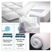 Dorm Smart Twin XL Bedding Bundle Foundations Package = Savings