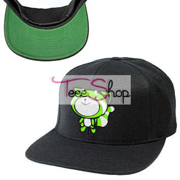 the weeknd kiss land snapback