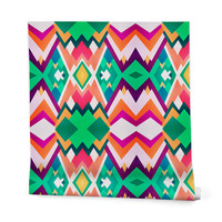 Elisabeth Fredriksson Summer Peaks Pattern Wrapping Paper