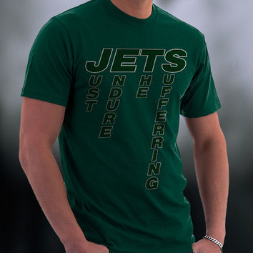 NY Jets, NY Jets Tshirt, NY Jets Hoodie, Jets Just Endure The Suffering T shirt