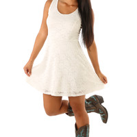 For Better Or For Worse Dress: White