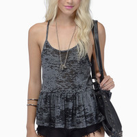 Burn Slow Tank Top $21