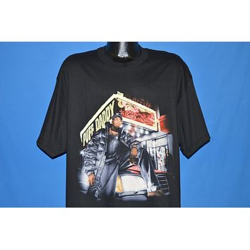 90s Puff Daddy The Playpen Deadstock t-shirt Extra Large
