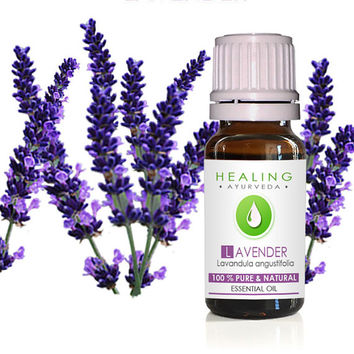 Lavender Essential oil- Kashmir Lavender oil- 100% Pure Lavender- Therapeutic lavender- Skincare- bath- beauty oil- versatile oil- Ayurveda