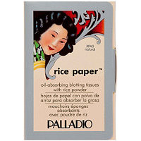 Palladio Oil Absorbing Rice Paper Tissues with Rice Powder Natural Ulta.com - Cosmetics, Fragrance, Salon and Beauty Gifts