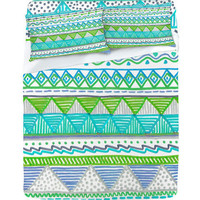 DENY Designs Home Accessories | Lisa Argyropoulos Ocean T 1 Sheet Set