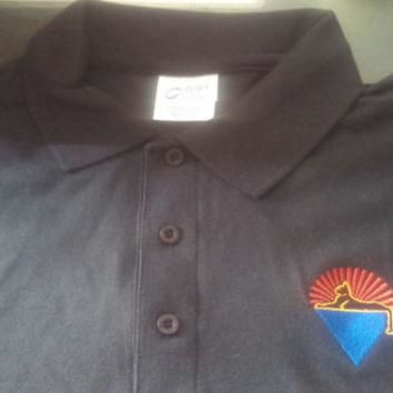"Grateful Dead Jerry Garcia Band ""Cats Down Under the Stars"" Polo Shirts"