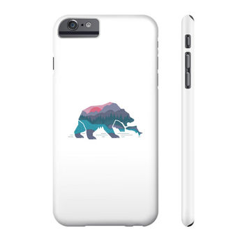 Bear Country Phone Case