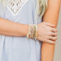 Hidden Treasures Bracelet Set