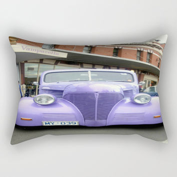1939 Chevy Rectangular Pillow by Chris' Landscape Images & Designs