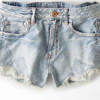 AEO 's Hi-rise Festival Shortie (Faded Light)