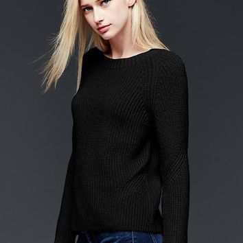 Gap Women Shaker Stitch Sweater