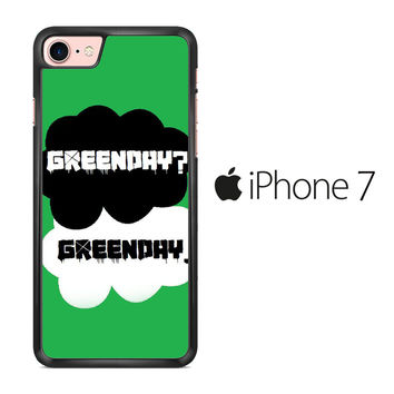 Greenday TFIOS Art iPhone 7 Case