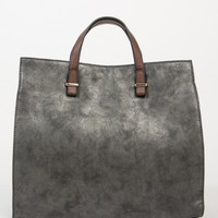 Oversized Shopper Tote Bag