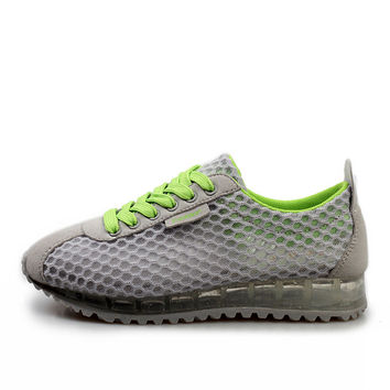 Summer Stylish Casual Anti-skid Permeable Shoes [6542336899]