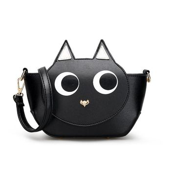 new cute owl handbag luxury messenger bag small pu leather handbags girl shoulder bag bolsa crossbody feminina fashion bags 2017