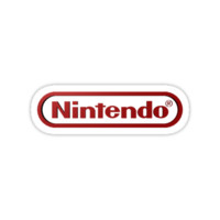 Nintendo 3D Revamped Logo Cut T-Shirts & Hoodies